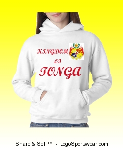 KINGDOM OF TONGA SWEATSHIRT Design Zoom